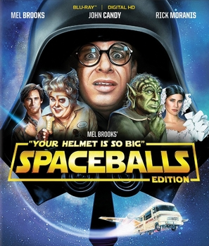 Spaceballs - Movie Cover (thumbnail)