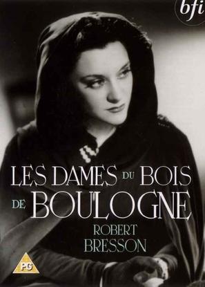 Dames du Bois de Boulogne, Les - British Movie Cover (thumbnail)