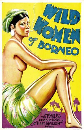 Wild Women of Borneo - Movie Poster (thumbnail)