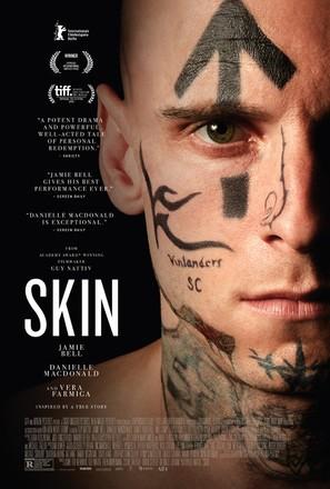 Skin - Movie Poster (thumbnail)