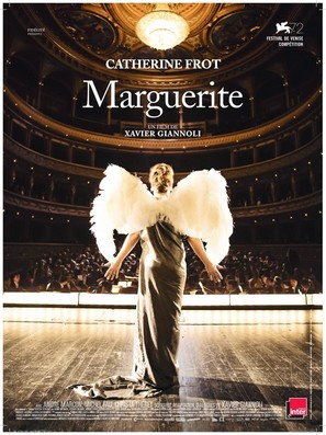 Marguerite - French Movie Poster (thumbnail)