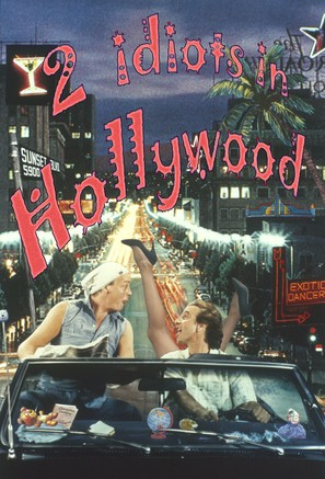 Two Idiots in Hollywood - Movie Cover (thumbnail)