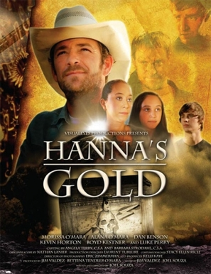Hanna's Gold - Movie Poster (thumbnail)