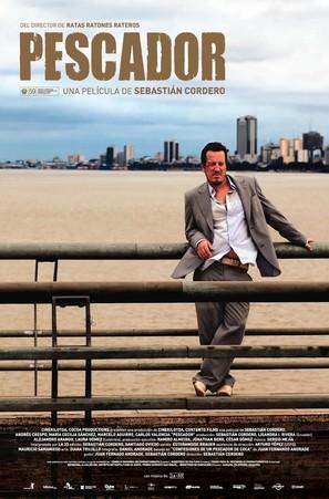 Pescador - Colombian Movie Poster (thumbnail)
