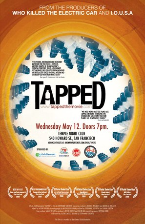 Tapped - Movie Poster (thumbnail)