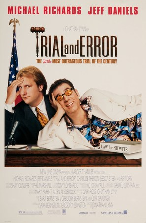 Trial And Error - Movie Poster (thumbnail)