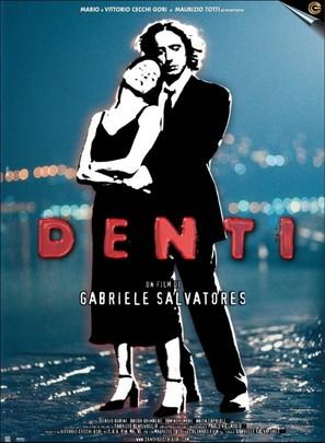 Denti - Italian Movie Poster (thumbnail)
