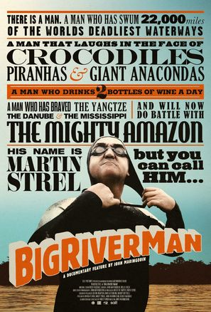 Big River Man - Movie Poster (thumbnail)