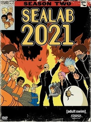 """Sealab 2021"" - DVD cover (thumbnail)"