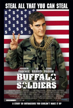 Buffalo Soldiers - Movie Poster (thumbnail)