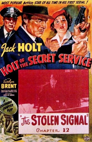 Holt of the Secret Service - Movie Poster (thumbnail)