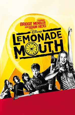 Lemonade Mouth - Movie Poster (thumbnail)