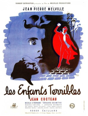Les enfants terribles - French Movie Poster (thumbnail)