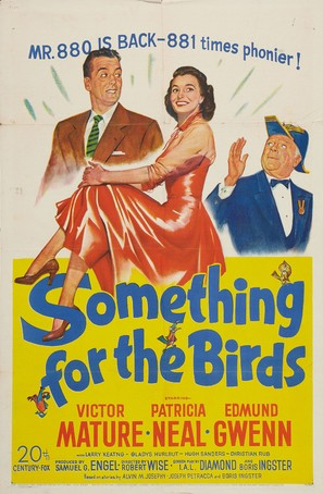 Something for the Birds - Movie Poster (thumbnail)
