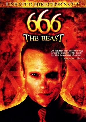 666: The Beast - DVD movie cover (thumbnail)
