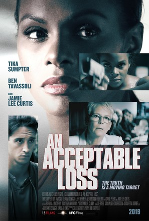 An Acceptable Loss - Movie Poster (thumbnail)