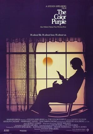 The Color Purple - Advance movie poster (thumbnail)
