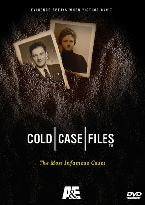 """Cold Case Files"" - Movie Poster (thumbnail)"