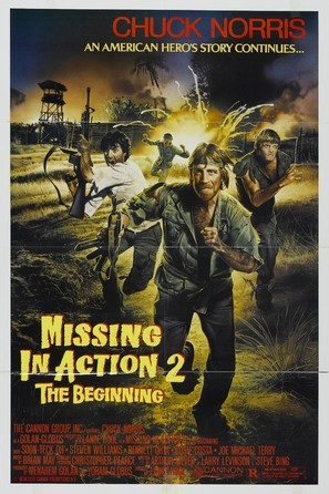 Missing in Action 2: The Beginning - Movie Poster (thumbnail)