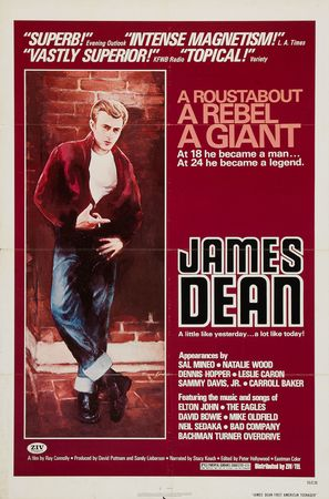 James Dean: The First American Teenager - Movie Poster (thumbnail)