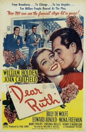 Dear Ruth - Movie Poster (thumbnail)