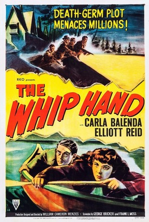 The Whip Hand - Movie Poster (thumbnail)