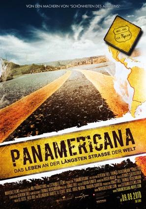 Panamericana - Swiss Movie Poster (thumbnail)