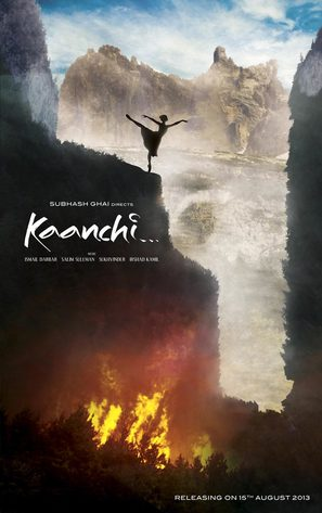 Kaanchi - Indian Movie Poster (thumbnail)