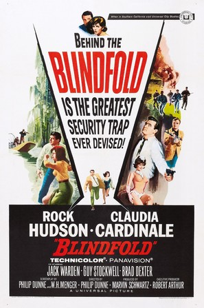Blindfold - Movie Poster (thumbnail)