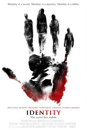 Identity - Movie Poster (thumbnail)