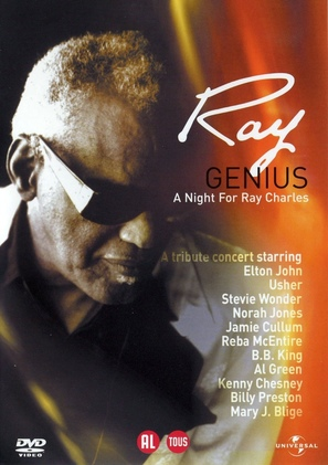 Genius: A Night for Ray Charles - Dutch Movie Cover (thumbnail)