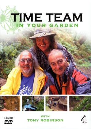 """Time Team"" - DVD movie cover (thumbnail)"