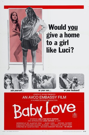 Baby Love - Movie Poster (thumbnail)