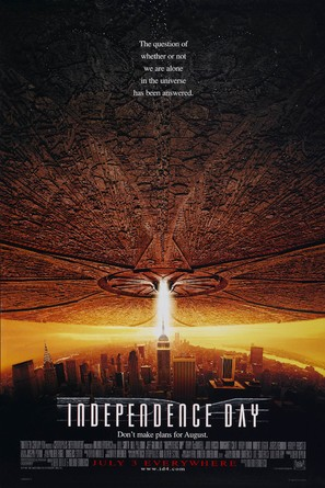 Independence Day - Movie Poster (thumbnail)