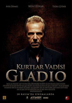 Kurtlar vadisi: Gladio - Turkish Movie Poster (thumbnail)
