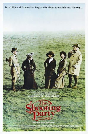 The Shooting Party - Movie Poster (thumbnail)