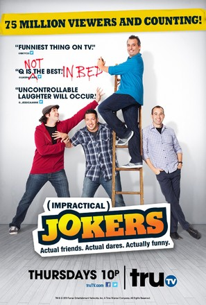"""Impractical Jokers"""