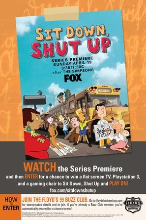 """Sit Down Shut Up"" - Movie Poster (thumbnail)"
