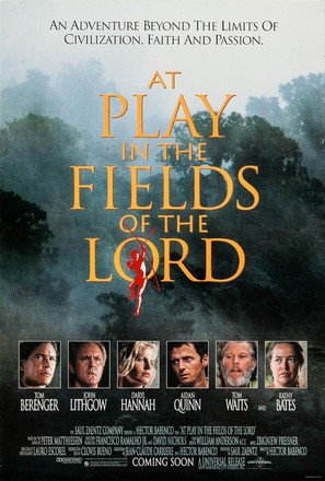 At Play in the Fields of the Lord - Movie Poster (thumbnail)