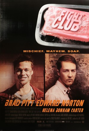Fight Club - Movie Poster (thumbnail)