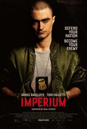 Imperium - Theatrical movie poster (thumbnail)