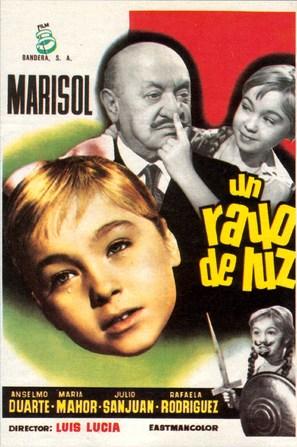 Rayo de luz, Un - Spanish Movie Poster (thumbnail)
