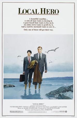 Local Hero - Movie Poster (thumbnail)