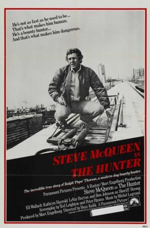 The Hunter - Movie Poster (thumbnail)