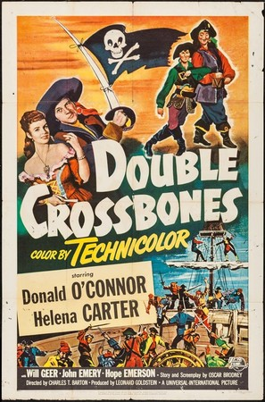 Double Crossbones - Movie Poster (thumbnail)