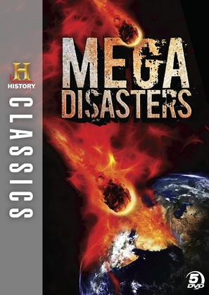 """Mega Disasters"" - DVD cover (thumbnail)"