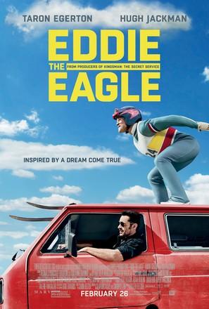 Eddie the Eagle - Movie Poster (thumbnail)