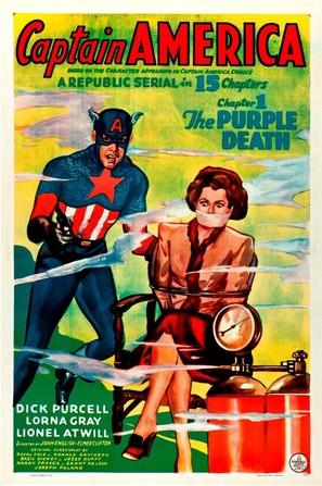 Captain America - Movie Poster (thumbnail)