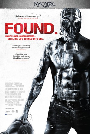 Found - Movie Poster (thumbnail)