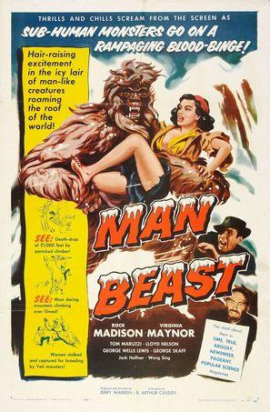 Man Beast - Movie Poster (thumbnail)